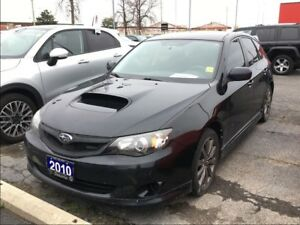2010 Subaru Impreza WRX**AWD**HEATED SEATS**CRUISE CONTROL**