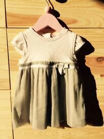 Baby dress 6 months NEW