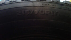 ** 4 rims de 4 ans pour Jeep Compass/Patriot **