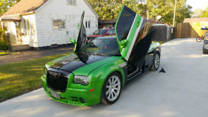 2006 SRT8 with low K's
