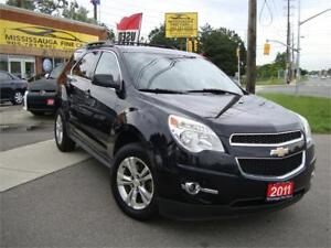 2011 Chevrolet Equinox 1LT, AWD,ACCIDENT FREE,LO