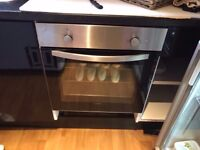 Freezers , coffee machine,electric oven and cash register.