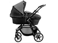 Silver Cross Pioneer Links Limited Edition John Lewis Exclusive Pushchair
