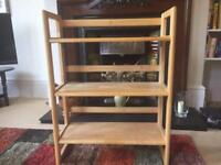 Bedroom/office shelving unit for sale in Knutsford!