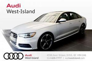 2014 Audi A6 2.0T TECHNIK S-LINE