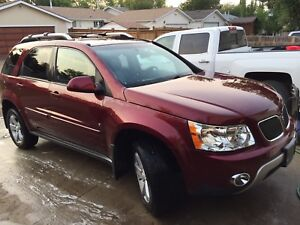 SUV - 2008 Pontiac Torrent