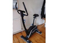 Roger Black Programmable Platinum Exercise Bike hardly used in excellent as new condition £125.00