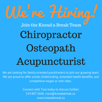 Family Friendly Practitioners Wanted!