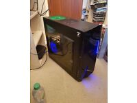 Custom built desktop gaming computer (no graphics card)