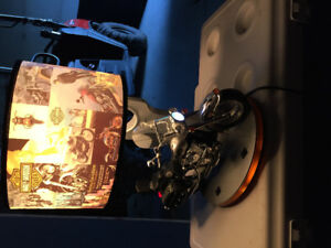 Harley Davidson Motorcycle lamp