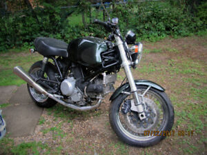Rarely offered 2008 Ducati GT 1000  trades considered