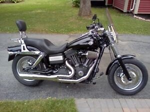 09 Harley Fat Bob for sale