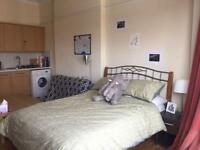 Double room in big house share