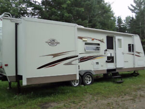 Like New Travel Trailer (Price Just Reduced)