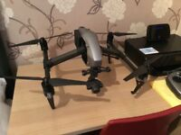 Dji inspire 2 had one 10 min flight as brand new. No offers
