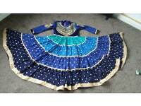Asian dress