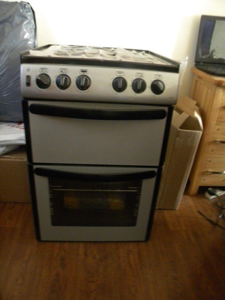 new caravan or camper lpg cooker
