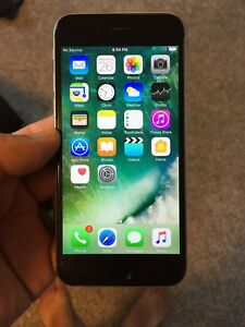64GB iPhone 6 - Black