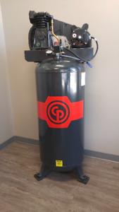 IN STOCK!!! 3.5HP Chicago Pneumatic Piston Compressor