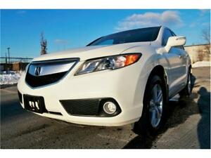 Navigation, Back Comera,leather,sunroof,2014 Acura RDX ,28000km