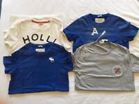 4 Logo T-shirts all size medium