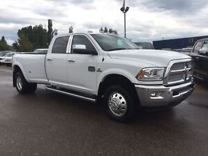 2015 Ram Dually Longhorn Very Low KM's Dually