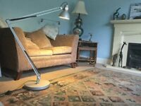 Retro Floor Standing Angle Poise Lamp Excellent condition