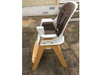 Oxo highchair - good condition