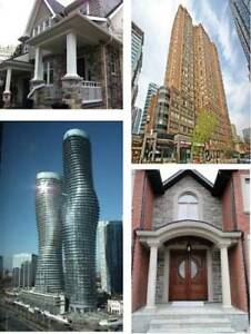 Condos, Houses and Townhouses for Rent