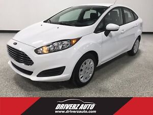 2014 Ford Fiesta S 5 SPEED, SEDAN, CLEAN CARPROOF