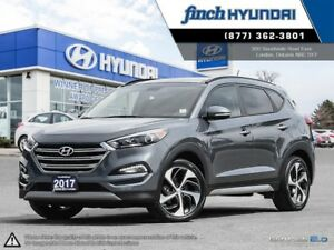 2017 Hyundai Tucson SE Turbo Engine | Pano Sunroof | Leather...