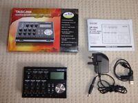 Tascam DP-004 Digital pocket studio recorder