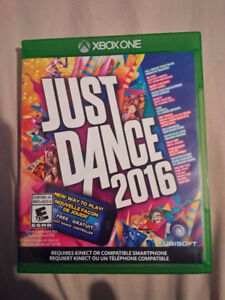 Just Dance 2016 with Just Dance Unlimited Voucher (Xbox One)