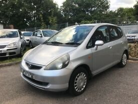 2003 Honda Jazz 1.3 Automatic, 1 Lady Owner From New, Full Honda Service History Fully Loaded £1750