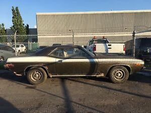 1973 Plymouth Cuda 440 Matching Numbers