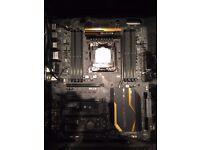 Gigabyte SLI ATX Motherboard GA-X99-UD4P, LGA 2011-V3