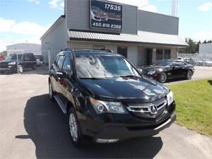 2007 Acura MDX AWD 7 PASSAGERS