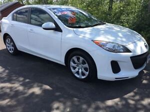 2013 Mazda MAZDA3 GX|4 NEW TIRES|$37.00 WEEKLY O.A.C.|