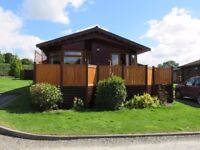 Lakeside residential lodge on the Shropshire Welsh border with 12 months occupancy