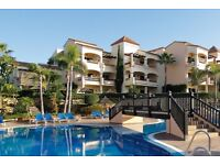 HOT DEAL FOR A SELF CATERING HOLIDAY IN COSTA DEL SOL IN SPAIN OR TENERIFE
