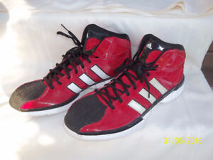 "Men's Basketball Shoes (Adidas) Size 18 ""NEW"""