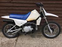 Yamaha pw80 rep