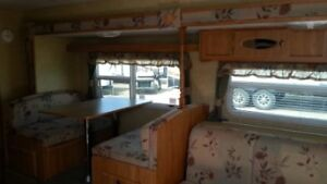 Travel or camp comfortably in