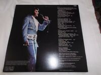 ORIGINAL 1977 RCA ELVIS PRESLEY IN CONCERT DOUBLE VINYL LP RECORD