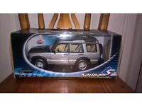 Solido S Land Rover Discovery 1:18 Scale Die Cast Model in Box
