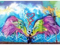 Murals & Street Art Comissions