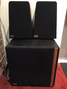 Speakers with subwoofers