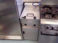 CATERING VALENTINE CHIPS COMMERCIAL FASTFOOD FRYER MACHINE FISH CAFE KITCHEN DINER RESTAURANT