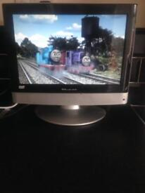 "15"" wharfedale TV DVD HD"