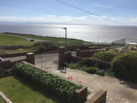 *ULTIMATE SEA VIEW* - SLEEPS 6 BUNGALOW - OGMORE BY SEA